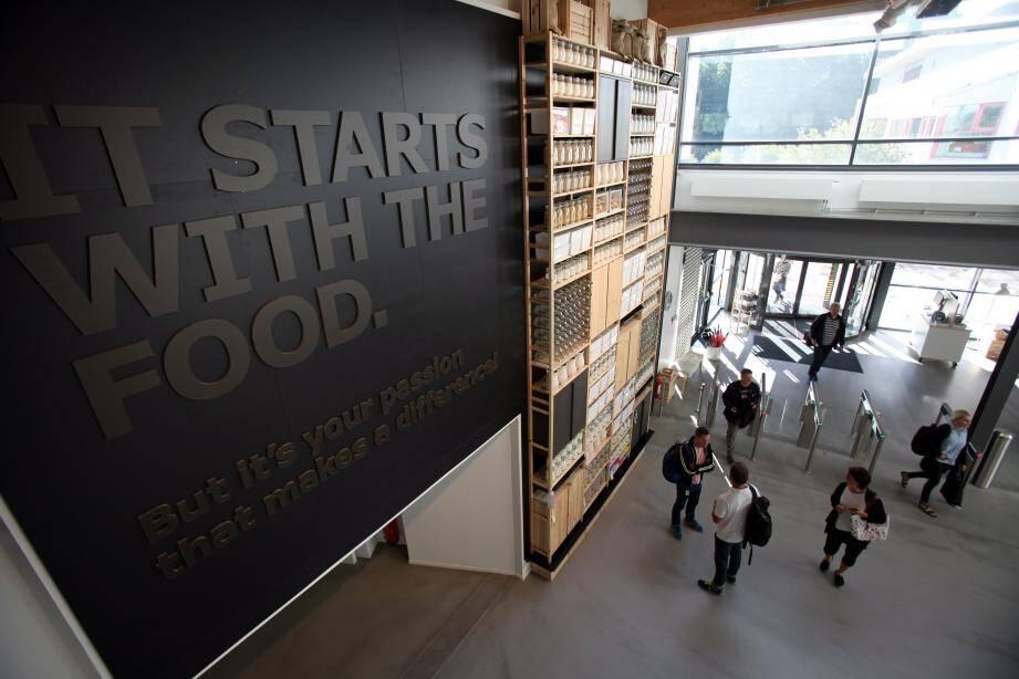 Le musée Ikea, qui a ouvert en juin, s'inspire de la disposition du premier magasin.