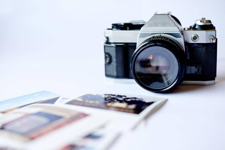 Illustration d'un appareil photo.