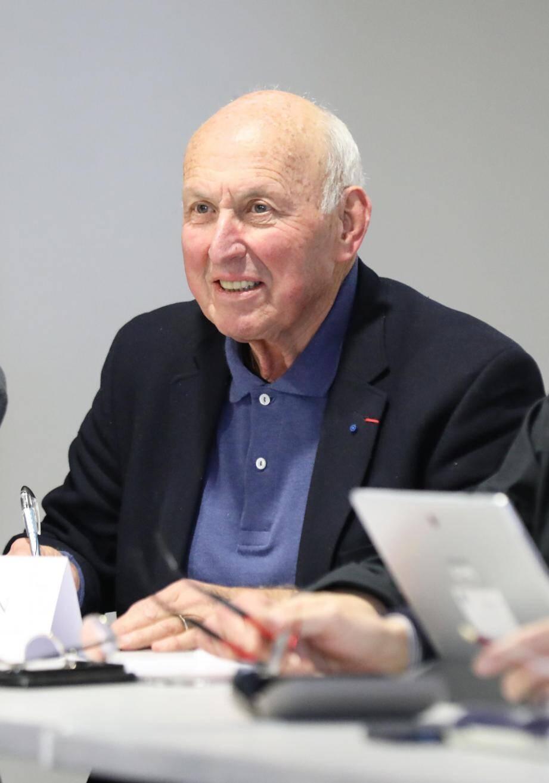 Jean-Pierre Véran a été élu 6e vice-président du SivedNG.