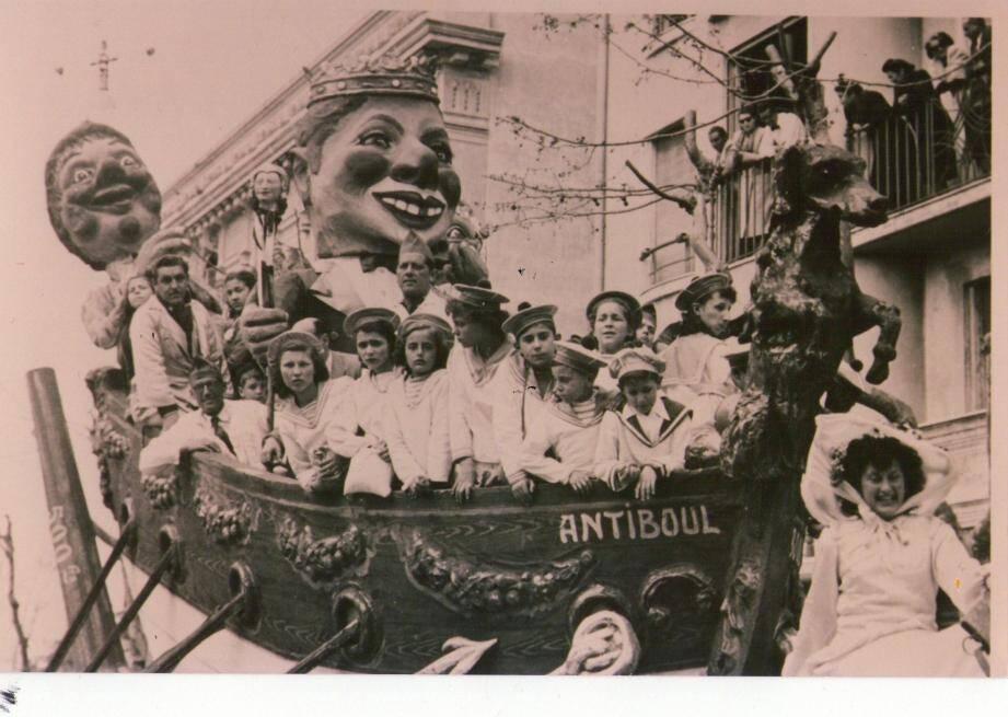 Le carnaval d'Antibes a vu sa première édition être lancée en 1924: on fêtera prochainement son centenaire!