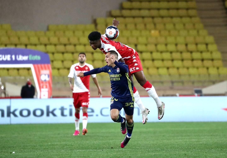 L'AS Monaco s'est inclinée 3-2 à domicile face à Lyon.