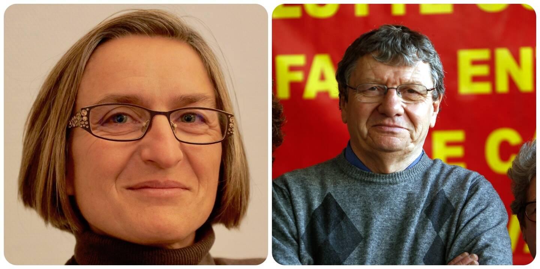 Estelle Jaquet et Jean-Michel Ghiotto