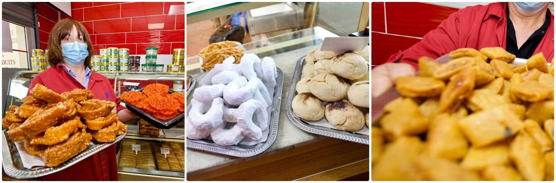 Les kalb el louz, chebakia et zlabia sont les pâtisseries les plus sollicitées dans les épiceries dracénoises durant le ramadan.