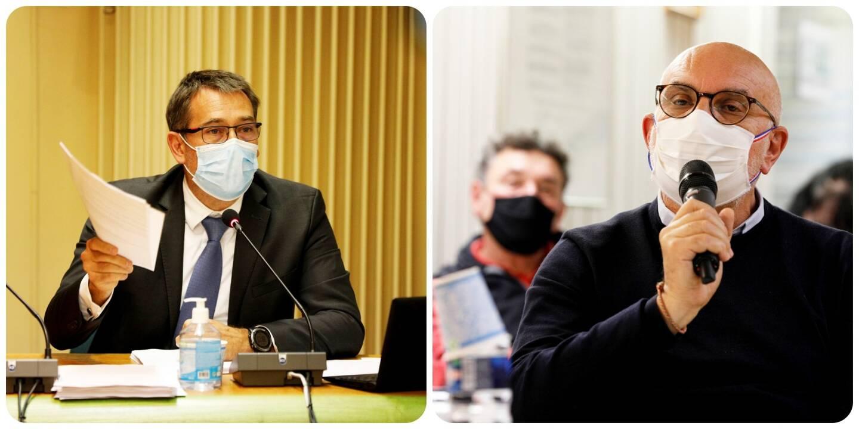 Yannick Bernard, actuel maire de Carros sera opposé à son prédécesseur, Charles Scibetta.