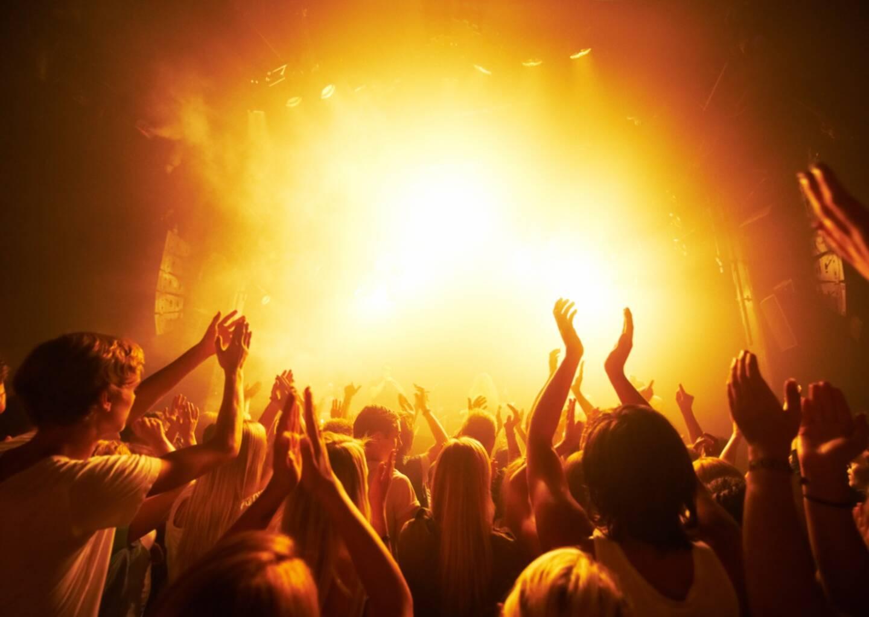 Une rave-party (image d'illustration).