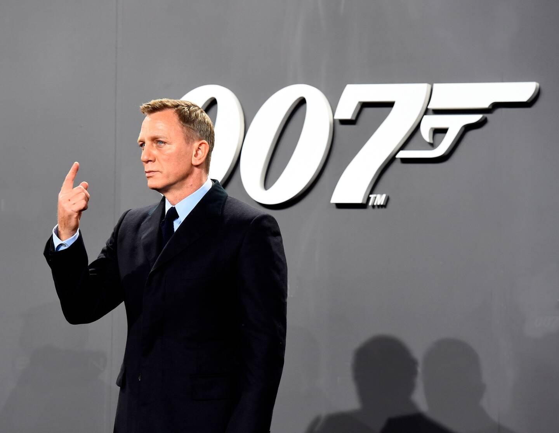 L'acteur britannique Daniel Craig devrait incarner l'agent secret James Bond pour la dernière fois dans ce nouvel opus.