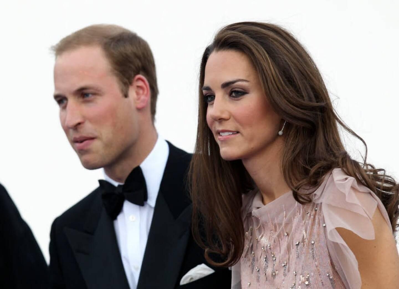 Le prince William et son épouse Kate fêtent leurs 10 ans de mariage.