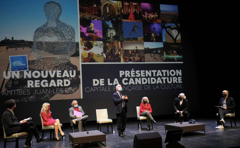 La candidature d'Antibes retoquée, comme celle de Cannes.
