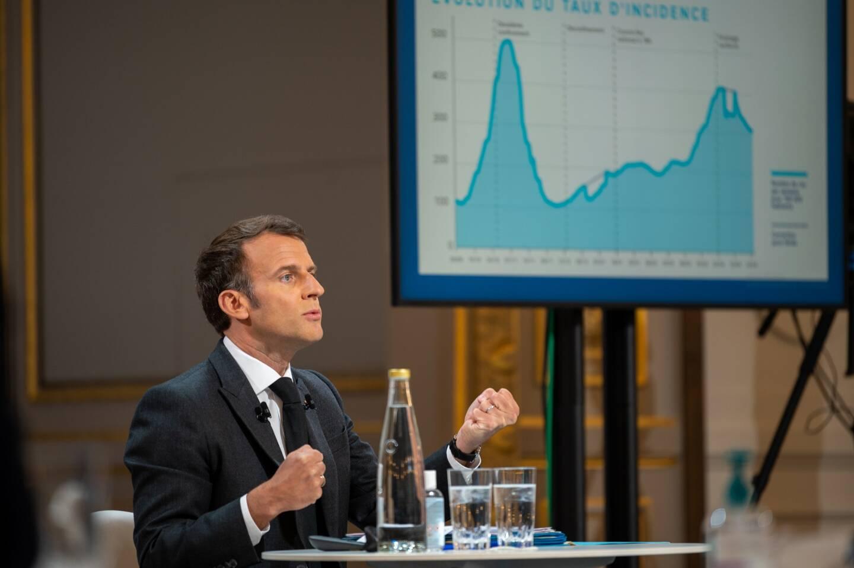 Le chef de l'Etat à l'Elysée mercredi, lors d'une interview accordée à Nice-Matin et d'autres titres de presse régionale.
