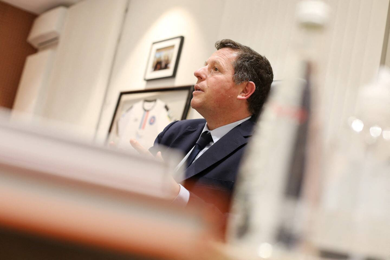 """""""De nombreuses entreprises, actuellement sous perfusion, risquent de déposer le bilan"""", estime le maire de Saint-Raphaël."""