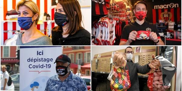 Certains masques sont plus efficaces que d'autres face aux variants du coronavirus.