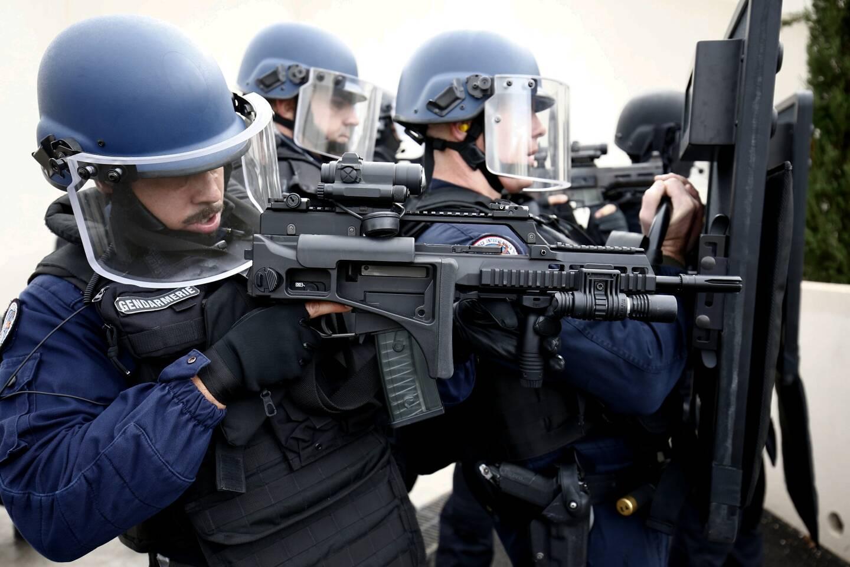 Illustration: un exercice anti-terroriste à La Valette-du-Var en 2016.