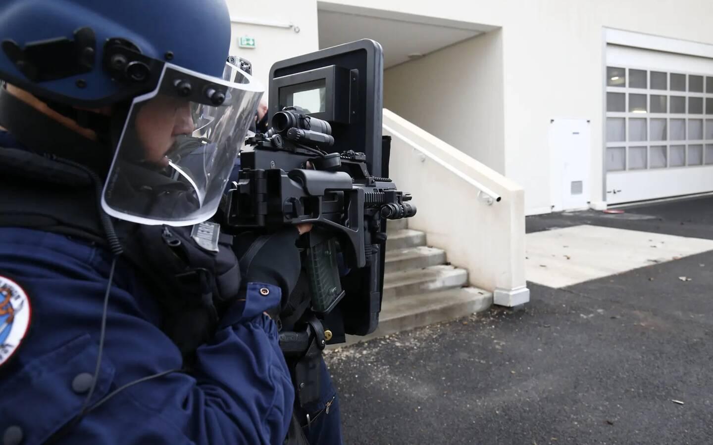 Le GIGN en exercice, ici à Toulon (image d'illustration).