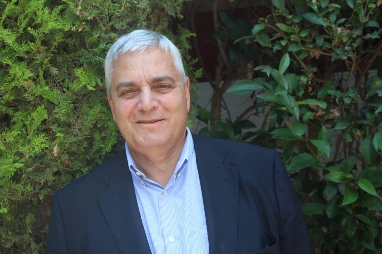 Stéphane Cherki, maire d'Eze depuis 2008.