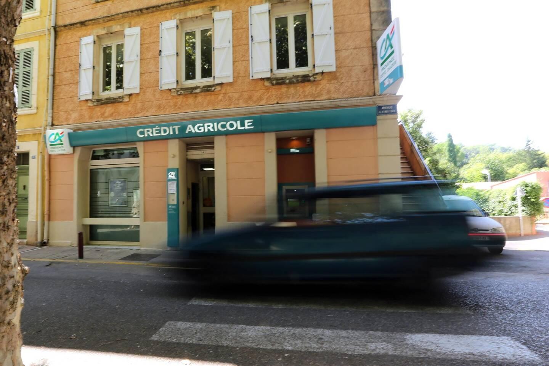 Le Crédit Agricole fait partie des trois banques qui ont reçu une amende.