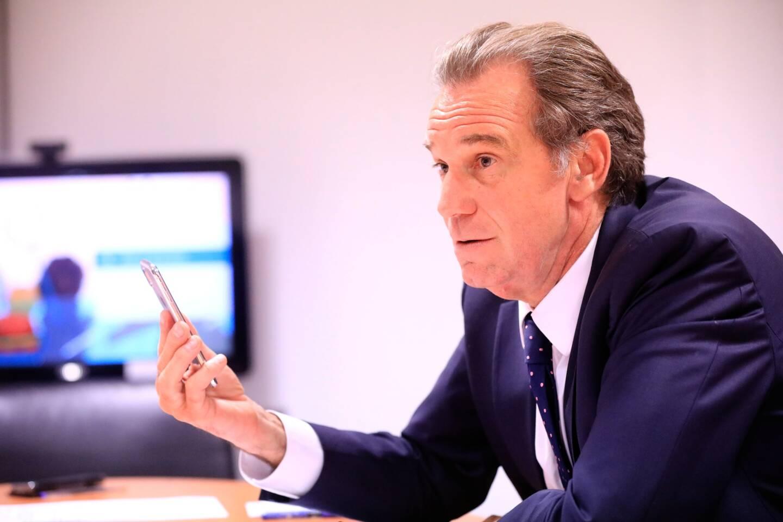 Renaud Muselier, président de la région Sud Provence-Alpes-Côte-d'Azur.