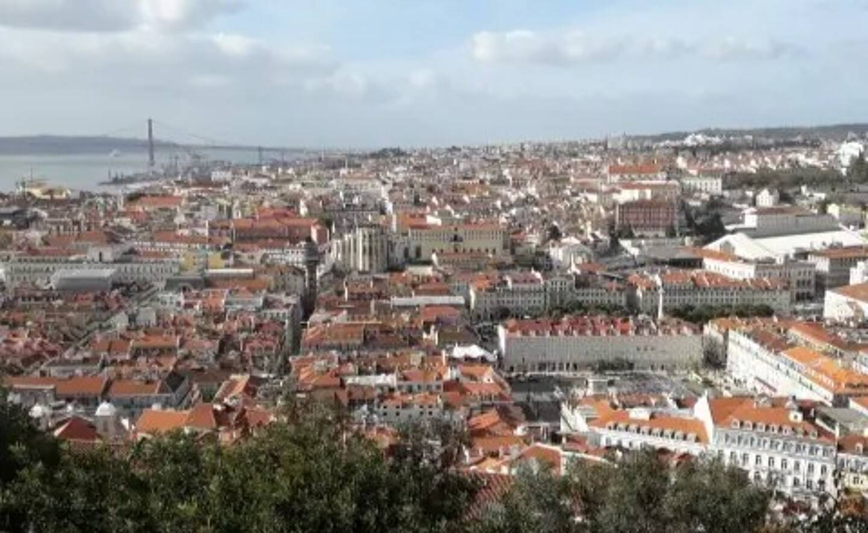 Lisbonne, la capitale du Portugal.