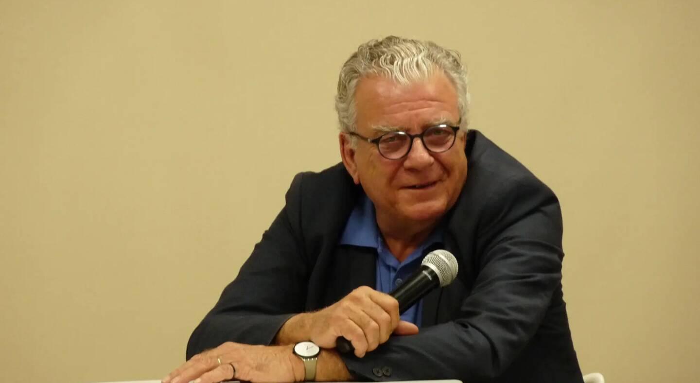 Olivier Duhamel en mars 2019 à Sanary.