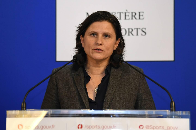 Roxana Maranineanu, ministre des Sports