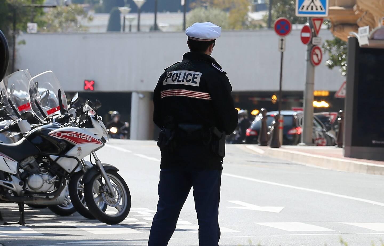 La police de Monaco.