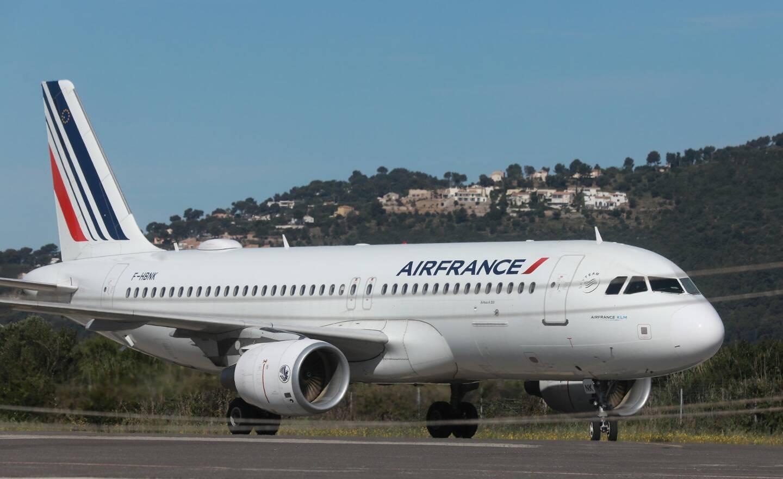 Air France a cessé samedi ses vols à partir de Hyères/Toulon