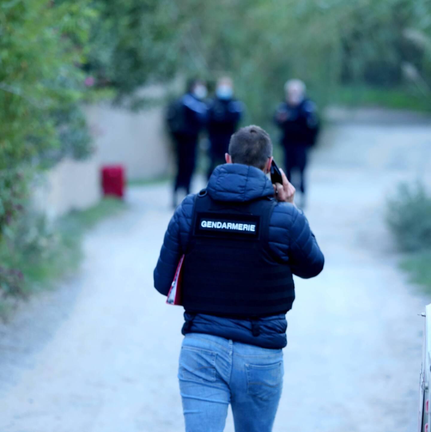 Les gendarmes de la brigade locale l'ont remarqué vers 17 heures.