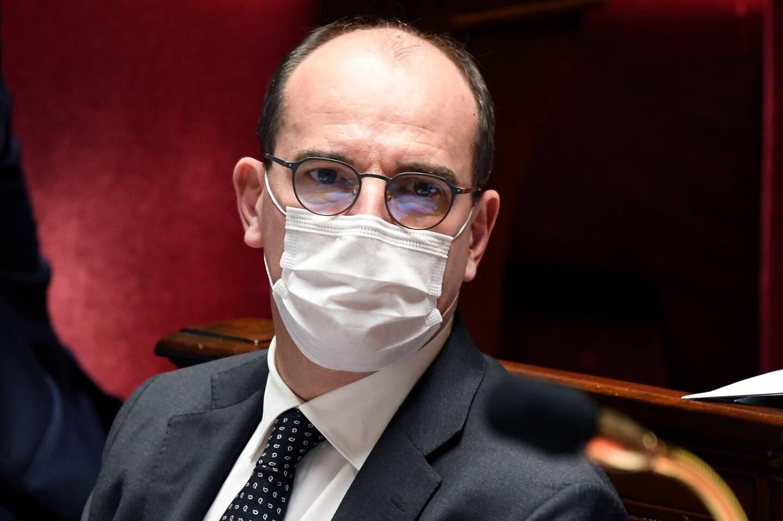 Jean Castex, à l'Assemblée Nationale
