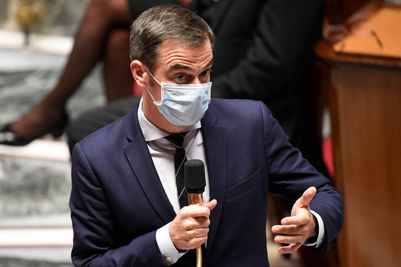Olivier Véran, à l'Assemblée Nationale