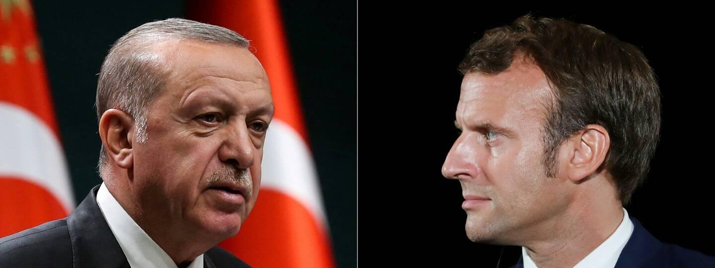 Les relations franco-turques ont l'air de s'être apaisées.