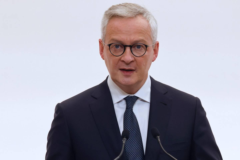 Bruno Le Maire, ministre de l'Economie et des Finances.