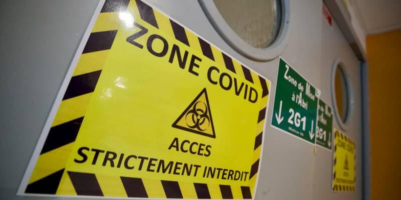 Le point sur l'épidémie de Covid-19 samedi matin dans les Alpes-Maritimes - Nice-Matin