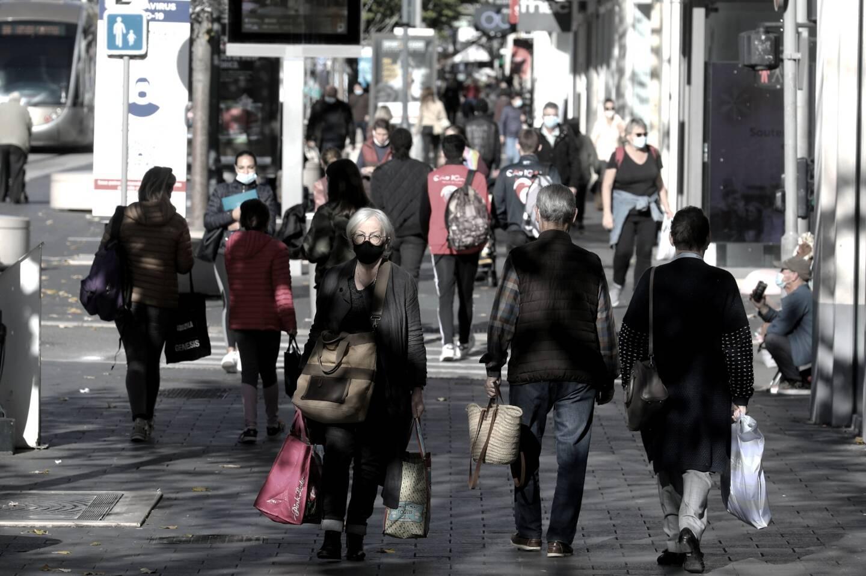 C'est à Nice que le taux d'incidence est le plus élevé de France.