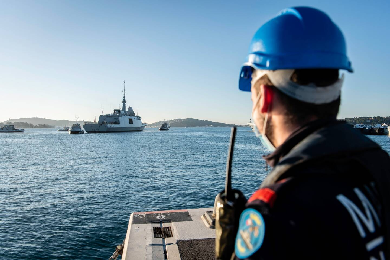 Illustration Marine nationale.