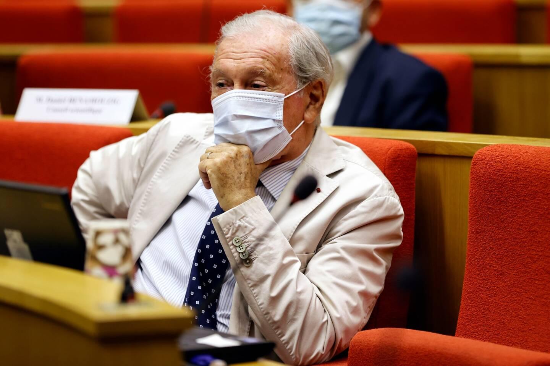 Le professeur Delfraissy, président du Conseil scientifique