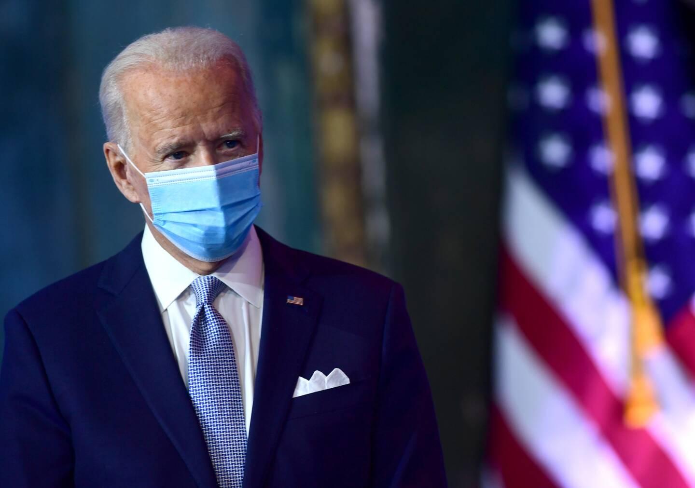 Le président des Etats-Unis, Joe Biden, le 24 novembre 2020.