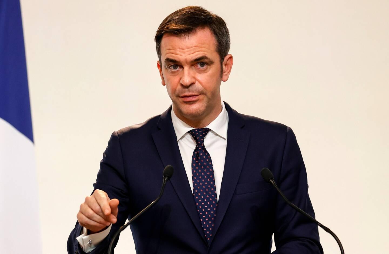 Olivier Véran, ministre de la Santé et des Solidarités