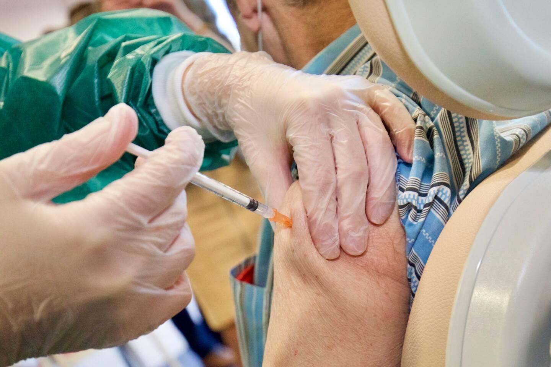 Illustration du vaccin Pfizer contre la Covid-19.