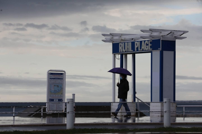 Des averses sont prévues, cette semaine. N'oubliez pas votre parapluie!