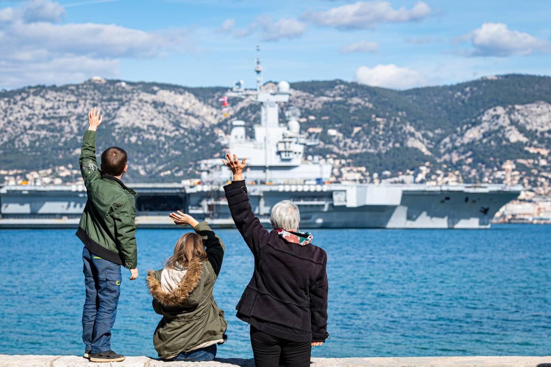 En 2038, il faudra dire au revoir au porte-avions Charles-de-Gaulle, basé à Toulon. Son successeur est déjà en préparation.