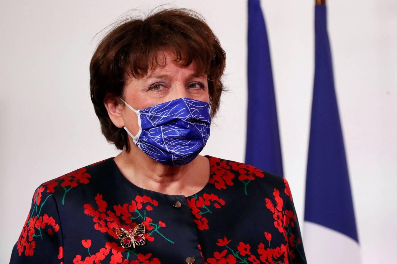 Roselyne Bachelot, ministre de la Culture, le 11 février 2021.