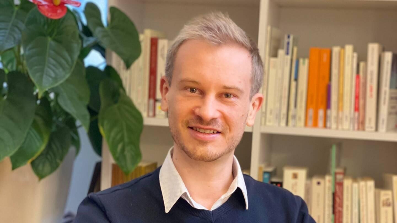 François Cousin est médecin en santé publique au Centre national des soins palliatifs et de la fin de vie.