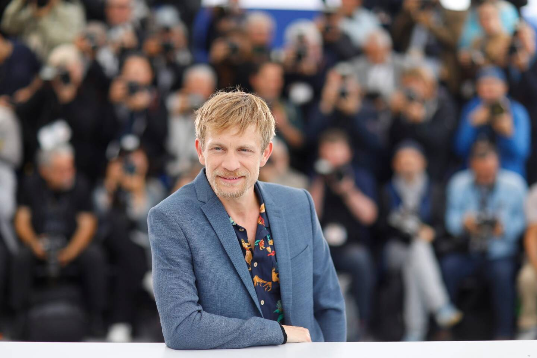 Jérémie Renier, au Festival international du film de Cannes, en 2019.