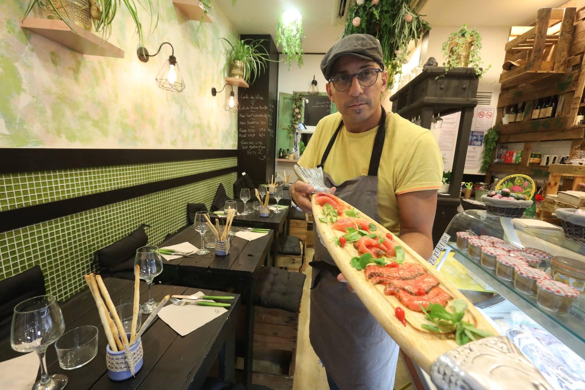 À Nice, on a déjeuné dans le tout premier resto français entièrement consacré au CBD