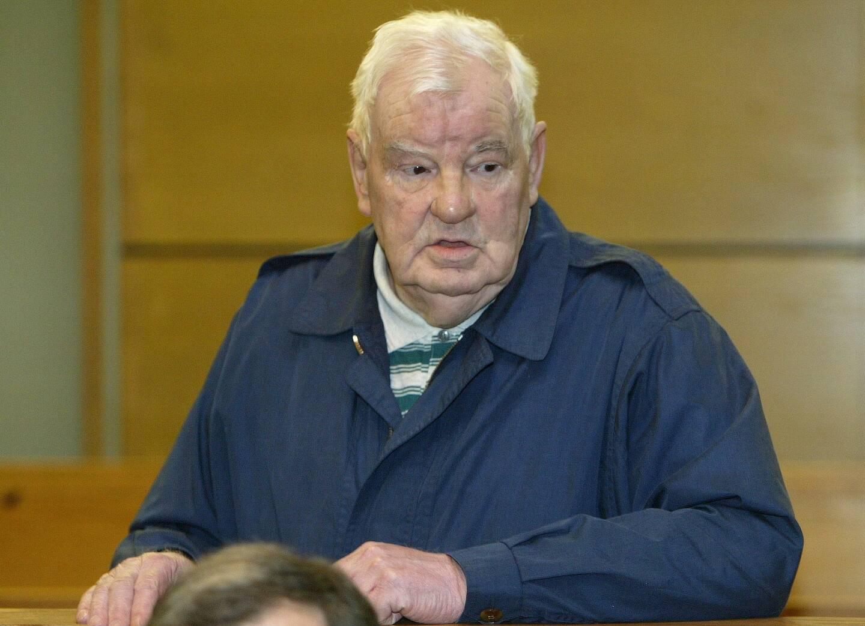 Emile Louis jugé devant la cour d'assises du Var en 2004