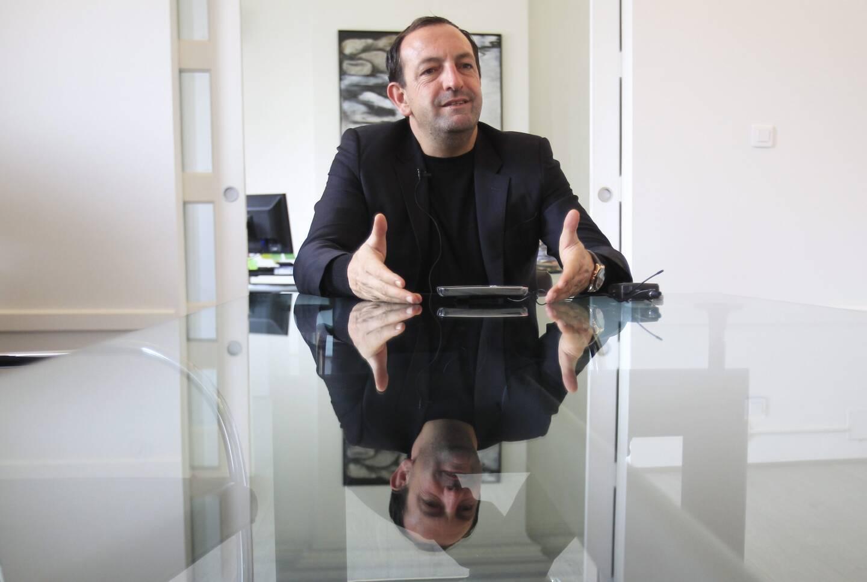 Thierry Fradet, avocat de Christophe Leroy