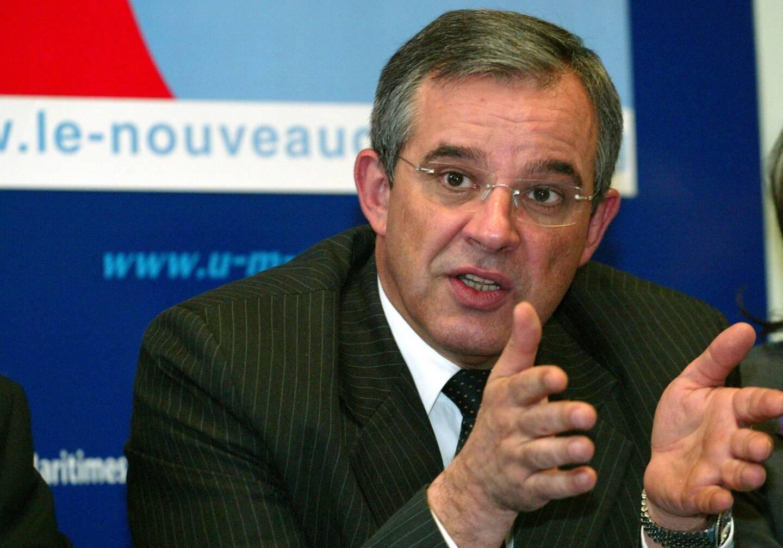 Thierry Mariani est actuellement député de Vaucluse.