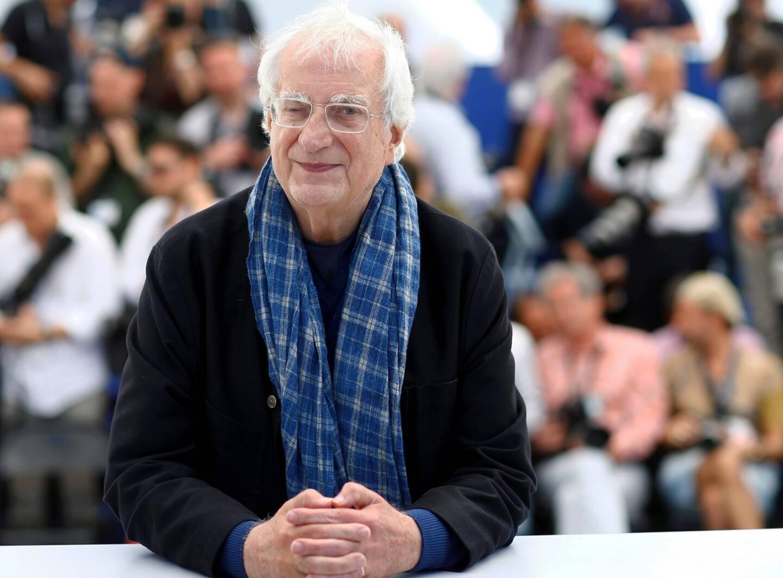 Bertrand Tavernier au Festival de Cannes 2016.