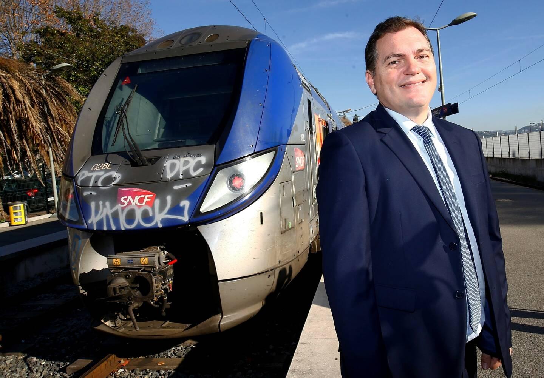 Philippe Tabarot, vice-président du conseil régional en charge des transports, affirme que la décision n'a pas été prise de gaieté de cœur.