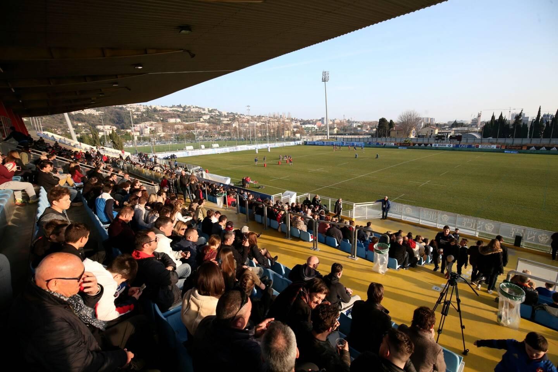 Le stade des Arboras à Nice.