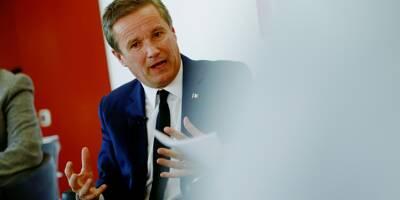 """""""Ce qui se passe en région Paca est insupportable"""": Nicolas Dupont-Aignan fustige les alliances pour les régionales"""